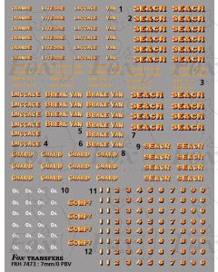 SECR The PBV sheet