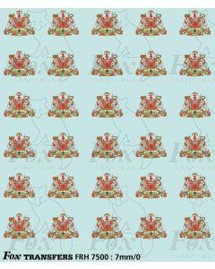 CR Caledonian Crests