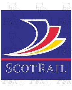 ScotRail Whoosh - STICKER