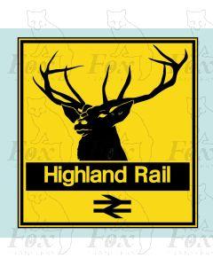 Highland Rail (Vinyl)