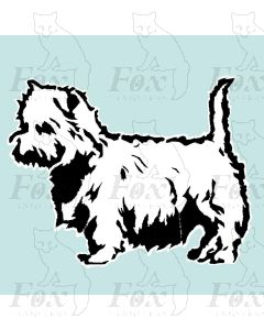 West Highland Terrier (Vinyl)
