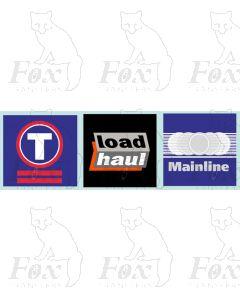 Loadhaul/Mainline/Transrail - STICKERS