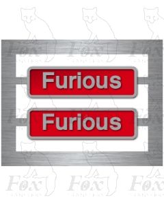 50034 Furious