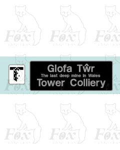 60052 Glofa Twr The last deep mine in Wales Tower Colliery