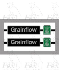 37068 GRAINFLOW WITH PLAQUES