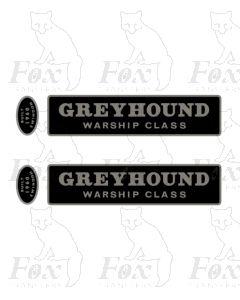 D821 GREYHOUND
