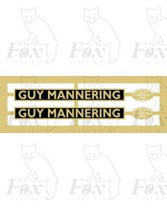 60129  GUY MANNERING