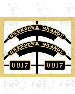 6817 GWENDDWR GRANGE