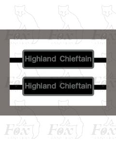 43092 Highland Chieftain