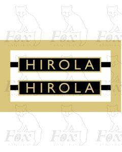 1023  HIROLA