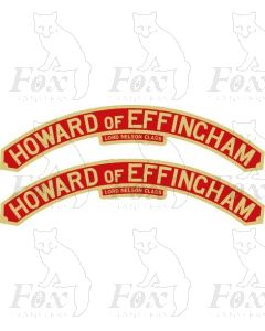 30854  HOWARD OF EFFINGHAM