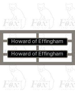 87015 Howard of Effingham