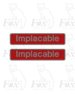 50039 Implacable