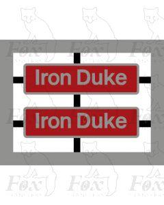 87017 Iron Duke