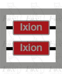 D172/97403 Ixion