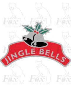 Headboard -  JINGLE BELLS
