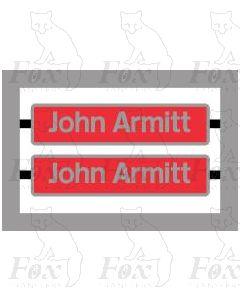 43062 John Armitt
