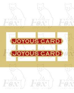 73088 JOYOUS GARD