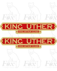 30737  KING UTHER