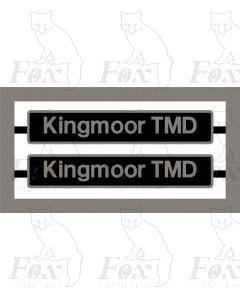 66301 Kingmoor TMD