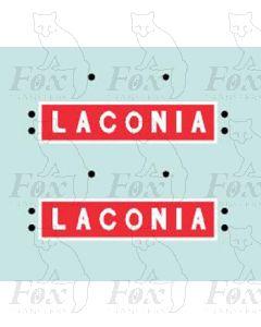 40022 LACONIA (TRANSFER)