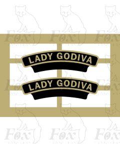 45519  LADY GODIVA