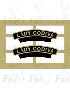 5519  LADY GODIVA