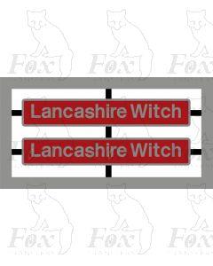 86213 Lancashire Witch