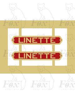 73087 LINETTE