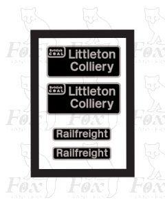 58049 Littleton Colliery