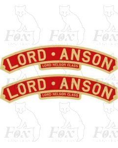 30861  LORD ANSON