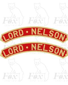 850  LORD NELSON