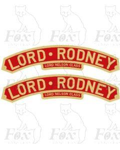 863  LORD RODNEY