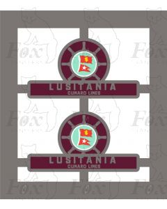 D225 LUSITANIA