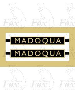 1027  MADOQUA