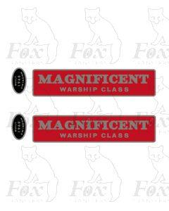 D828 MAGNIFICENT