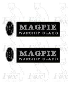 D829 MAGPIE