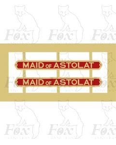 73089 MAID OF ASTOLAT