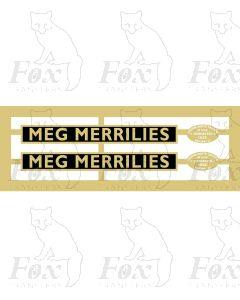 60115  MEG MERRILIES