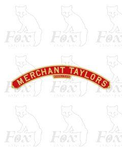 910  MERCHANT TAYLORS