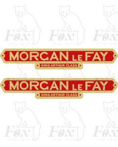 750  MORGAN LE FAY