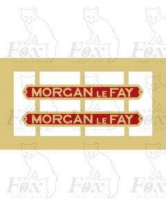 73112 MORGAN LE FAY