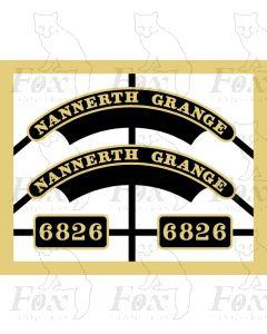 6826 NANNERTH GRANGE