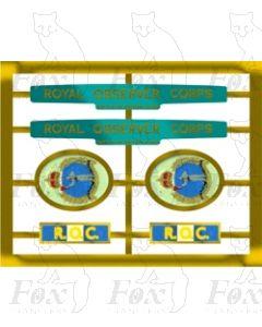 21C150 ROYAL OBSERVER CORPS