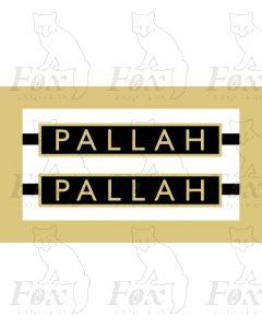 61025  PALLAH