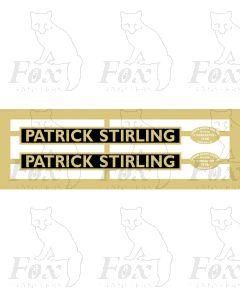 60119  PATRICK STIRLING
