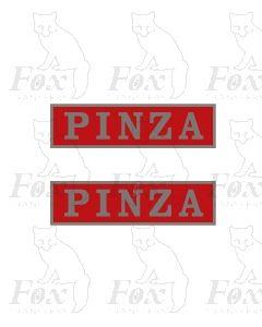 D9007 PINZA