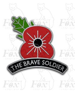 Headboard - POPPY - The Brave Soldier