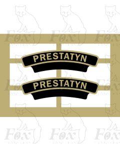 5522  PRESTATYN