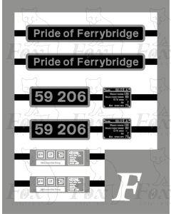 59206 Pride of Ferrybridge
